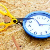 Cut hours