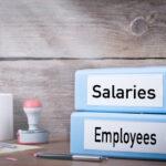Salaries & employees binders