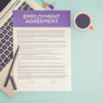 letter that reads employment agreement