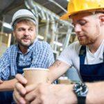 Builders on Coffee Break